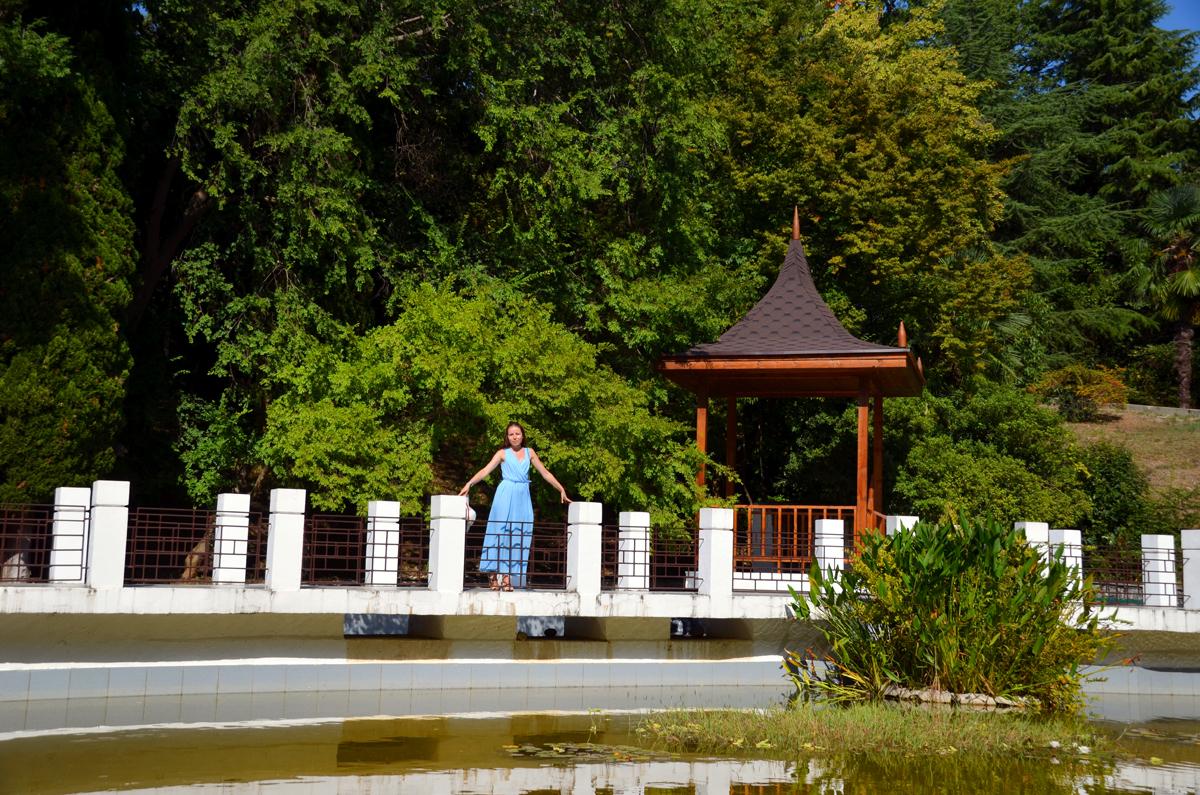 14. Китайский дворик. В стороне от главной лестницы можно очуться в Китае, Японии...