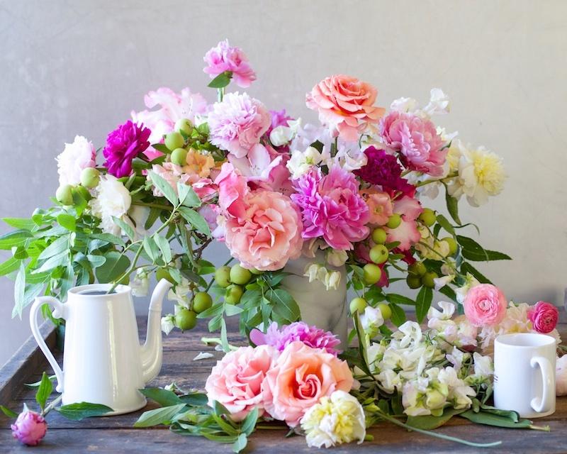 можете картинки про цветы и доброе утро она полностью посвятила