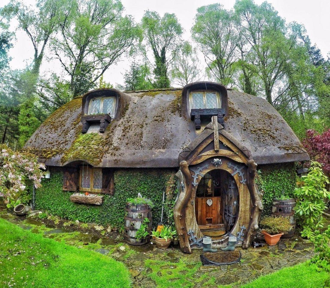 как построить дом на похожую сказку фото