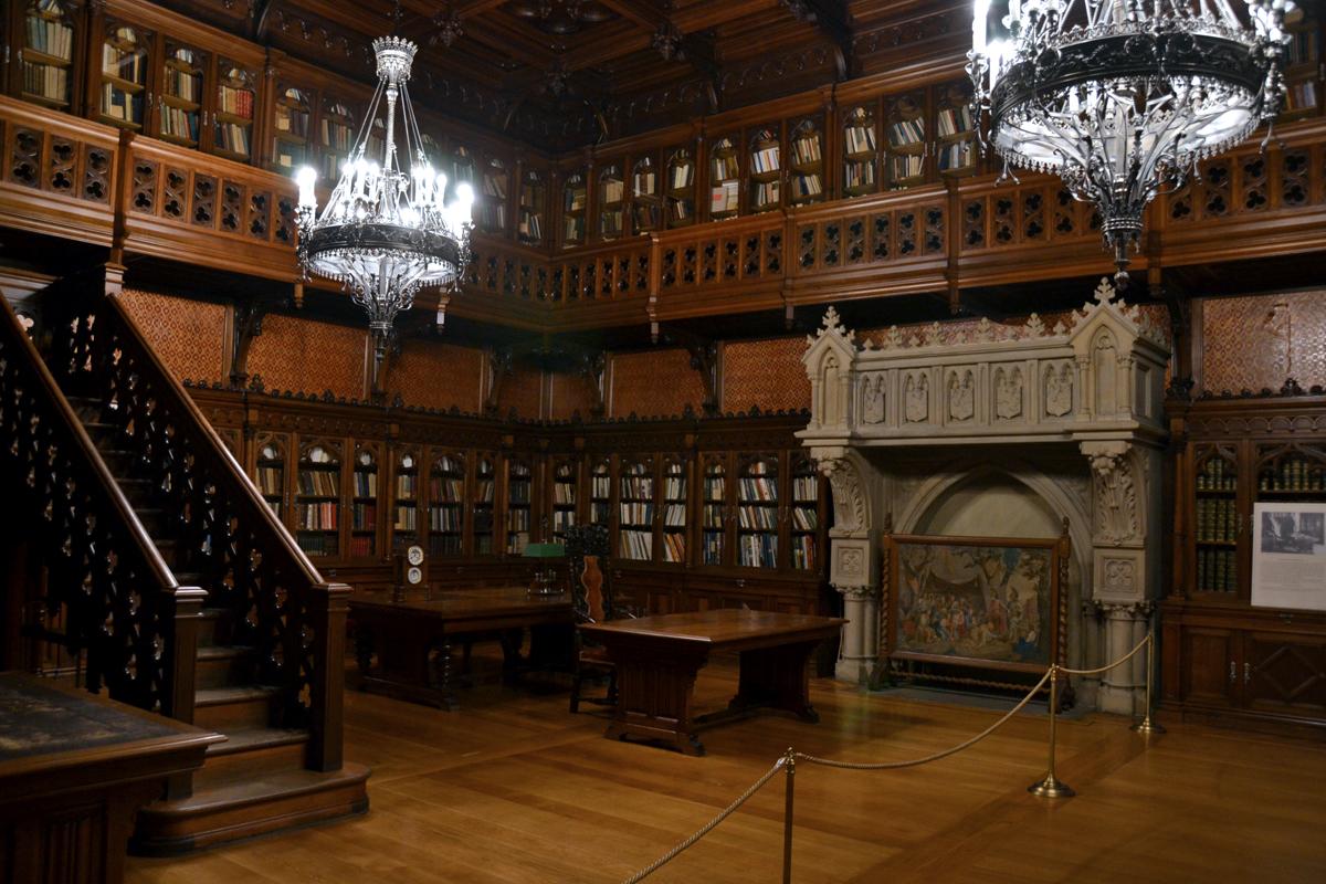 11. Библиотека Николая II.