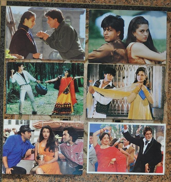 Куплю открытки индийские актеры